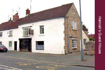 Doncaster Hotels -  Hannahs Guesthouse in Tickhill